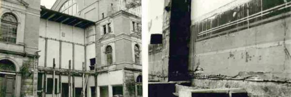 Restauration du Festpielhaus, 1966