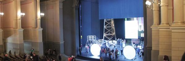 Festspielhaus • Journée portes ouverte 2014