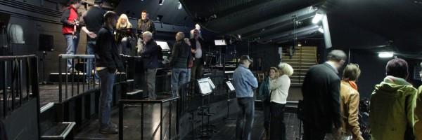 Dans les abîmes du mythe • La fosse d'orchestre