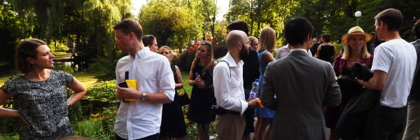 Les Jeunes Amis de Bayreuth • pique-nique sur la Colline verte, 2015
