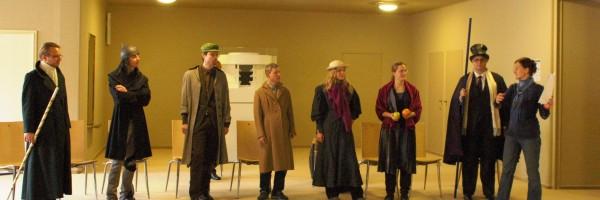 Les Jeunes Amis de Bayreuth • Atelier théâtral