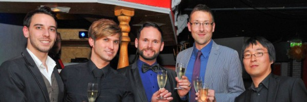 Les Jeunes Amis de Bayreuth • dans le Wagner-Lounge