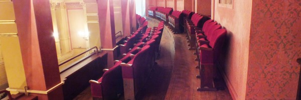 De nouveaux sièges grâce aux Amis de Bayreuth, 2012