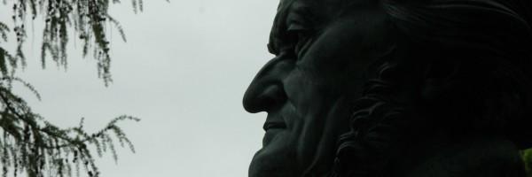 Richard Wagner • Buste sur la Colline verte