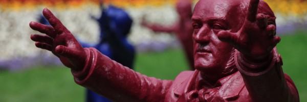 Richard Wagner • Installation à l'occasion du bicentenaire, 2013